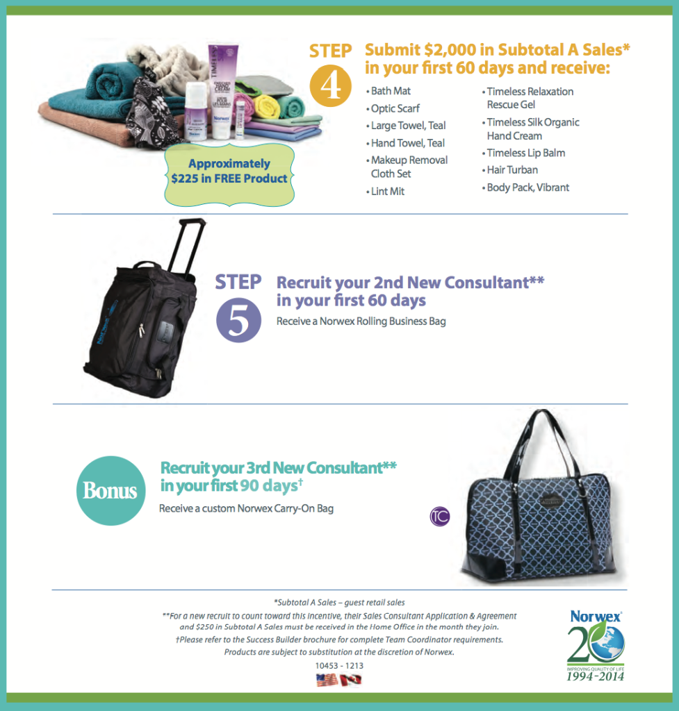 how to get a facebook party started for norwex