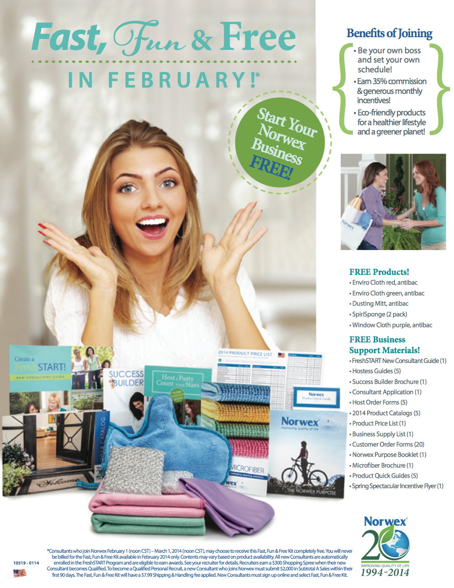 I'm floored at the Norwex generosity this month!!  I hope you're feeling the Norwex LOVE in your home!  Are you ready to join the Norwex mission and help share these amazing, life-changing products with others?    Start up cost: Free?   AMAZING.